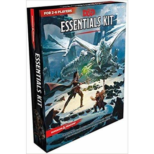 Dungeons & Dragons Essentials Kit D&D