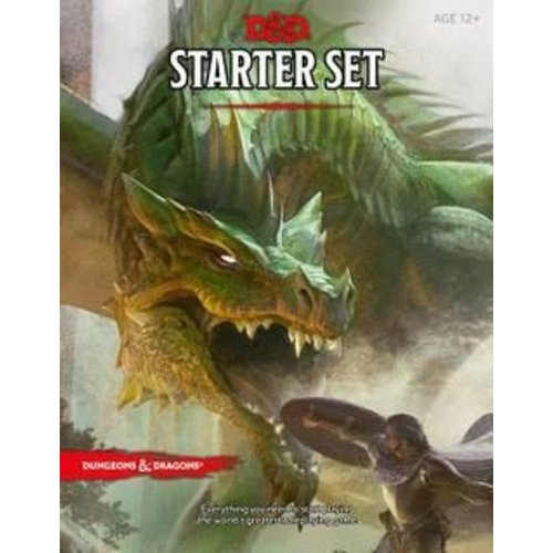 Dungeons & Dragons Starter Set D&D Board Game