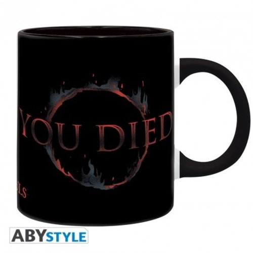 Dark Souls You Died Mug 320ml