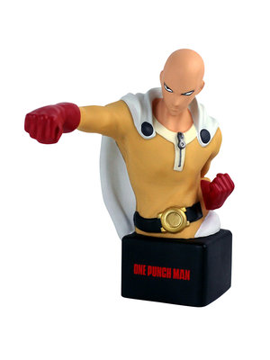 One Punch Man Saitama Serious Mode Bust Bank Money Bank