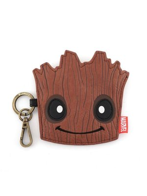 Marvel Groot Face Loungefly Coin Purse