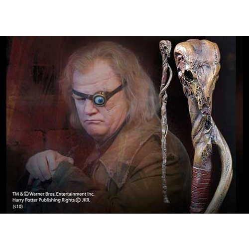 Harry Potter Mad-Eye Moody Staff Noble Collection 145cm