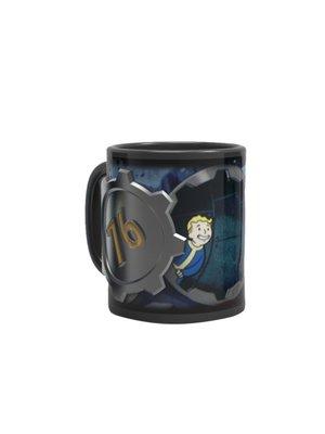 Fallout 76 Vault 76 3D Mug
