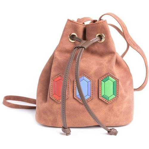 Legend of Zelda Little Rupees Shoulder Bag