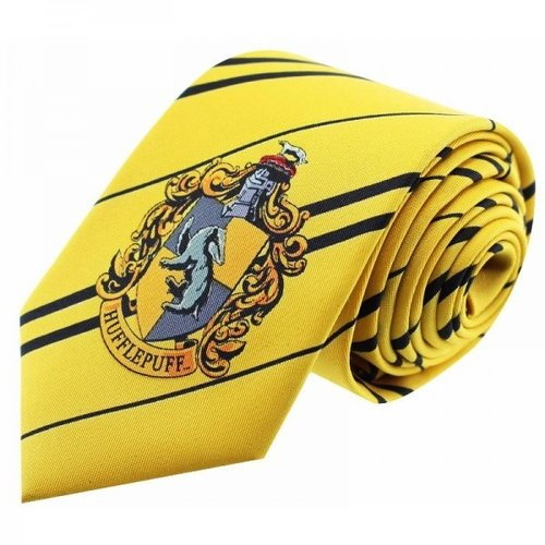 Harry Potter Hufflepuff House Adult Necktie