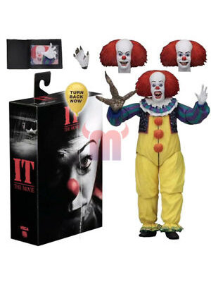 IT The Movie Ultimate Pennywise V2 - 7inch Scale Action Figure NECA