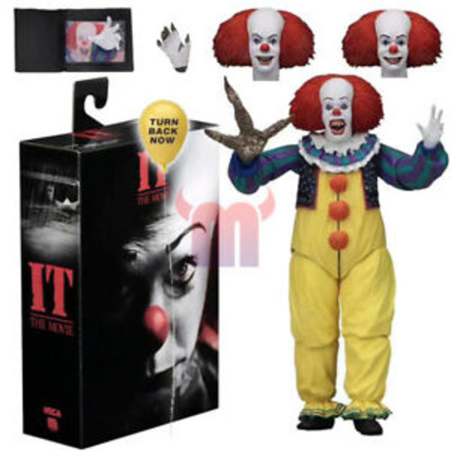 NECA IT The Movie Ultimate Pennywise V2 - 7inch Scale Action Figure NECA