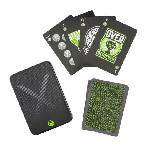 Xbox Official Playing Cards