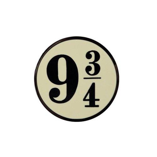 Harry Potter Pin Badge Platform 9 3/4