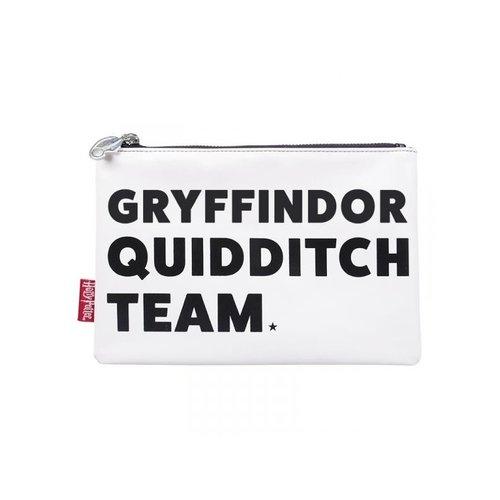 Harry Potter Gryffindor Quidditch Pouch
