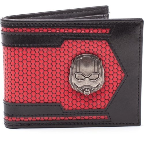 Marvel: Ant-Man and The Wasp Metal Badge Biforld Wallet