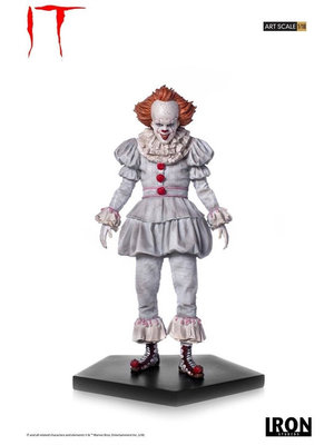 It Pennywise 1:10 Scale Statue Iron Studios