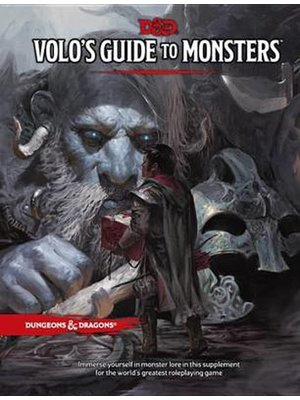 Dungeons & Dragons Volos Guide to M