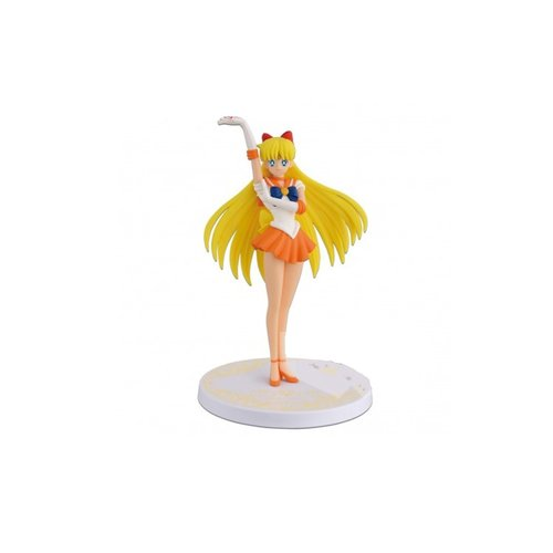 Sailor Moon Girls Memories Figure Sailor Venus 16cm BanPresto