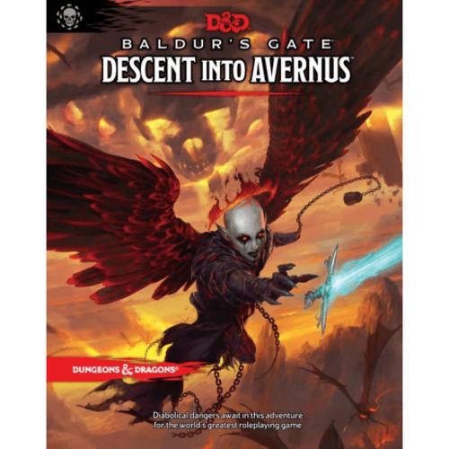 Dungeons & Dragons Baldurs Gate Descent Into Avernus