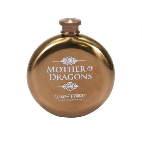 Game Of Thrones Hip Flask Khaleesi Mother of Dragons