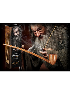 The Hobbit Pipe of Gandalf Noble Collection