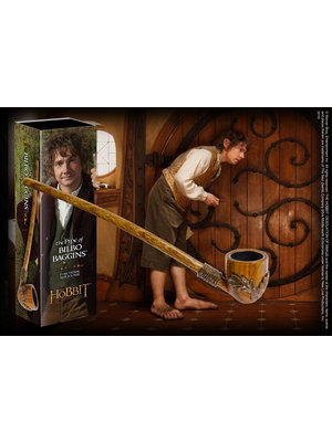 The Hobbit Pipe of Bilbo Baggins Noble Collection