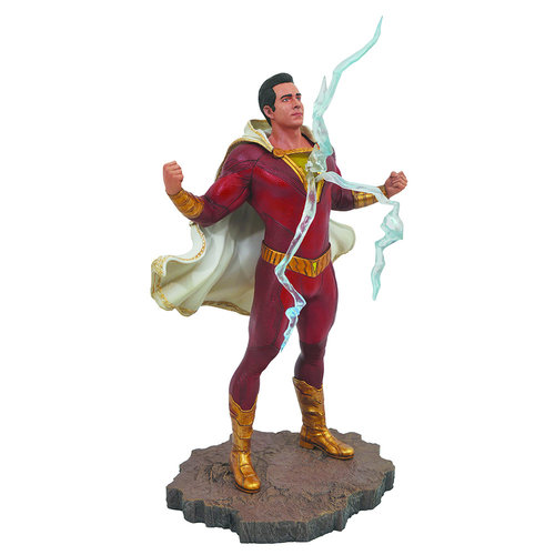 DC Comics Shazam Movie PVC Statue