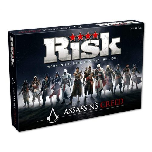 Risk Assassins Creed Edition