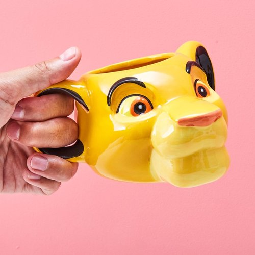 Disney Lion King Simba 3D Mug Paladone