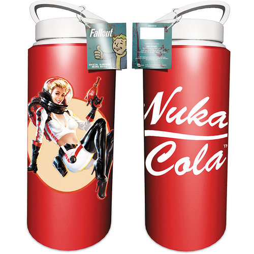 Fallout Nuke Cola Water Bottle Metal 700ml