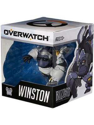 Blizzard Cute But Deadly Overwatch Winston