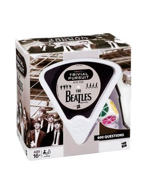 The Beatles Edition Trivial Pursuit Engels Hasbro Gaming