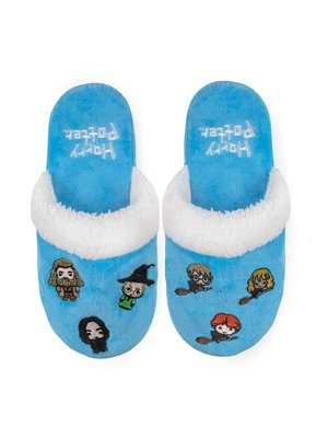 Harry Potter and Friends Kawaii Kids Slippers S/M 31-33