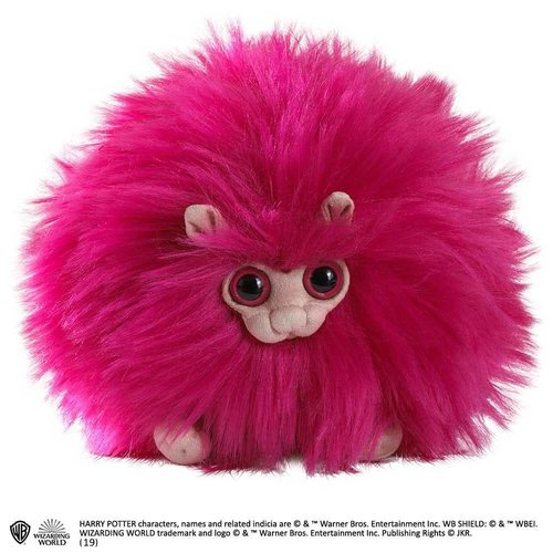 Harry Potter Pink Pygmy Puff Pluche 15cm Noble Collection