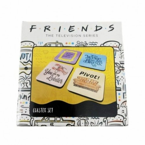 Friends Official Coaster Set