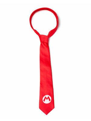 Nintendo Mario Necktie