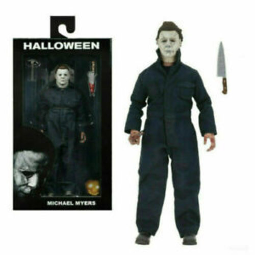 Halloween Michael Myers Clothed Action Figure 8inch NECA