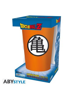Dragon Ball Z Large Glass 500ml