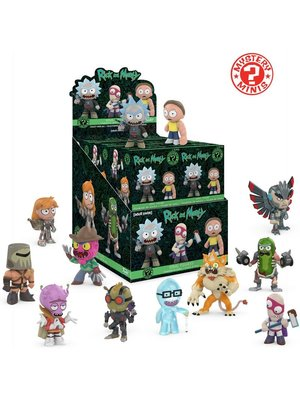 Funko Funko Mystery Mini Rick and Morty S1 Figure