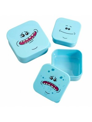 Funko Homewares Funko Homeware Rick and Morty Mr. Meeseeks Storage Set (3)