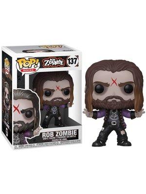 Funko Funko POP! Rob Zombie 137 Rob Zombie Figure
