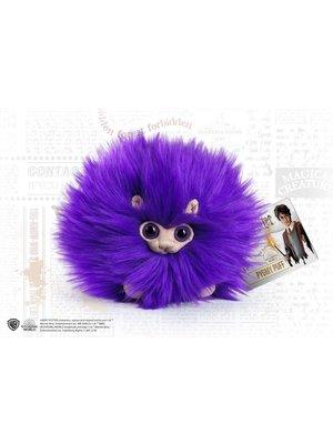 Harry Potter Purple Pygmy Puff Pluche 15cm Noble Collection