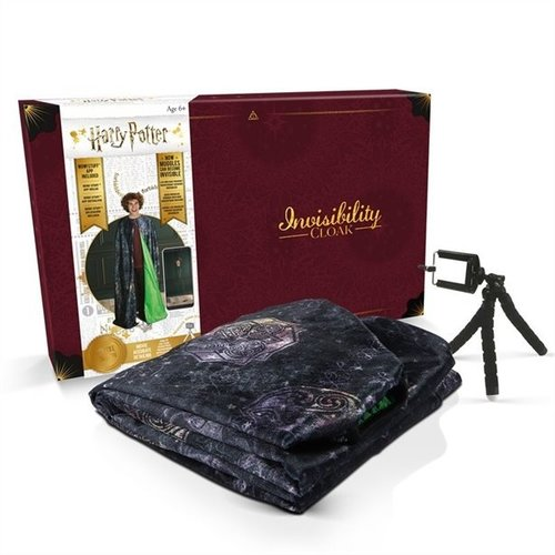 Harry Potter Invisibility Cloak Deluxe Edition
