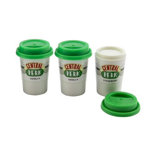 Friends Central Perk Lip Balm Set 3-Pack