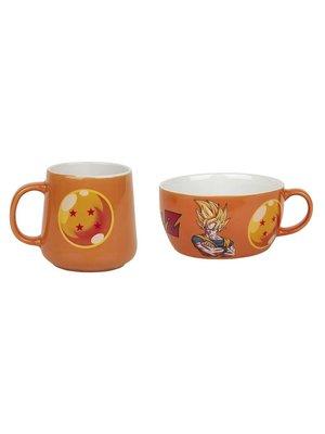 Dragon Ball Z Goku Breakfast Set