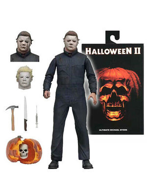 NECA Halloween II Ultimate Michael Myers 7inch Action Figure NECA