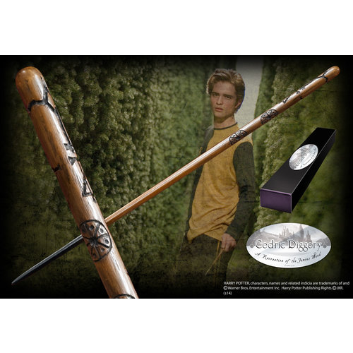 Harry Potter Wand Cedric Diggory Noble Collection