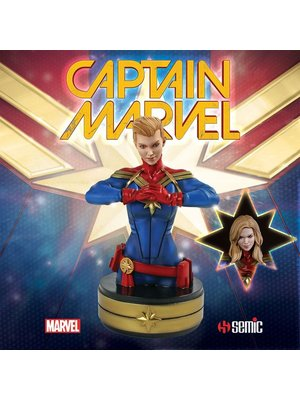 Marvel Captain Marvel 1/6 Bust (switchable Head)