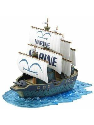 Bandai One Piece Marine Ship Model Kit- Grand Ship Collection