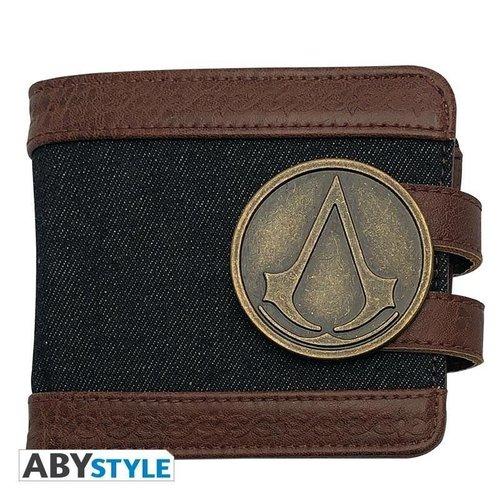 Assassins Creed Crest Premium Wallet