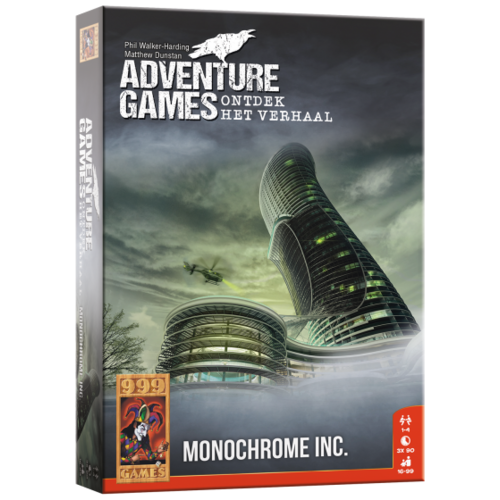 Adventure Games Monochrome Inc. Breinbreker Game 999games