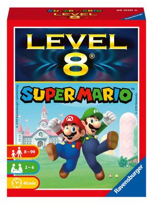 Ravensburger Super Mario Level 8 Family Game Ravensburger