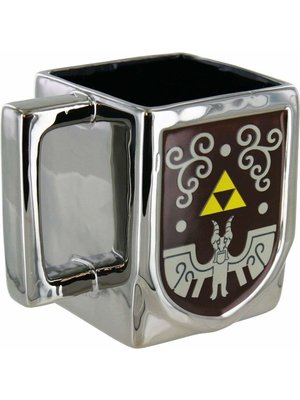The Legend of Zelda 3D Ceramic Mug