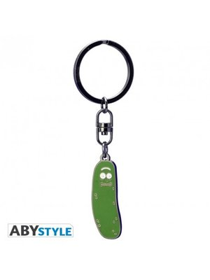 Rick and Morty Keyring Pickle Rick